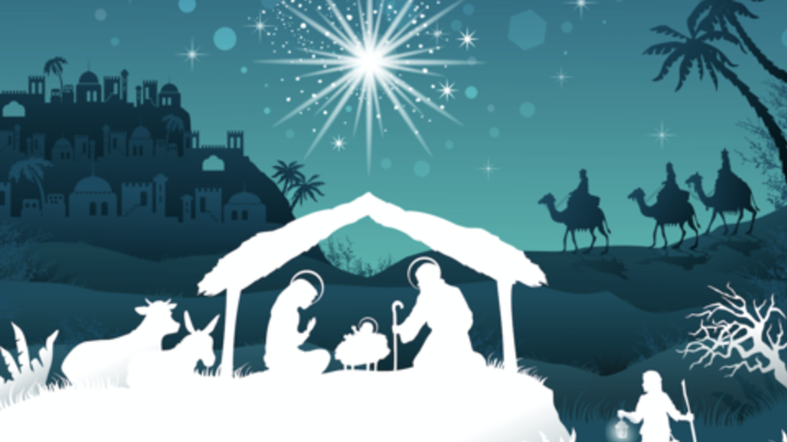 Children's Christmas Program logo image