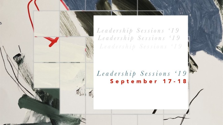 Leadership Sessions logo image