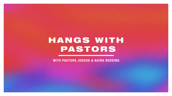 Hangs with Pastors logo image
