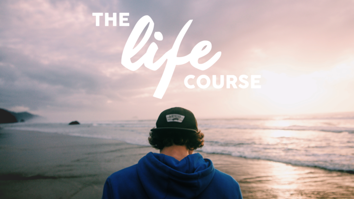 The Life Course // Fall 2019 logo image