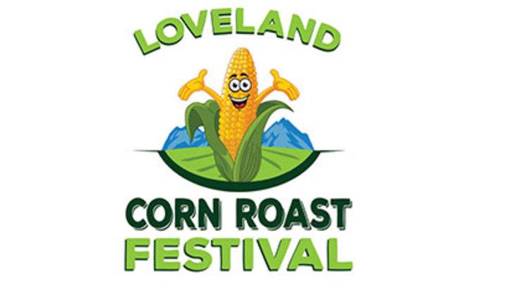Corn Roast Festival Booth logo image
