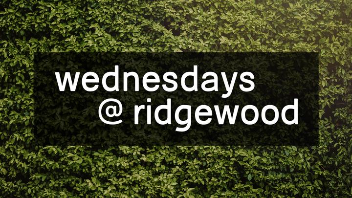 Wednesdays@Ridgewood Fall/2019 logo image