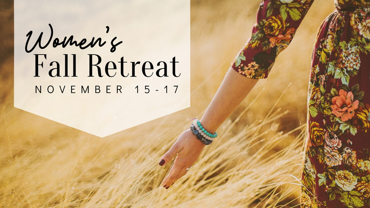 Women's Fall Retreat logo image