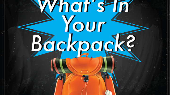 Magnify: What's in your Backpack? logo image