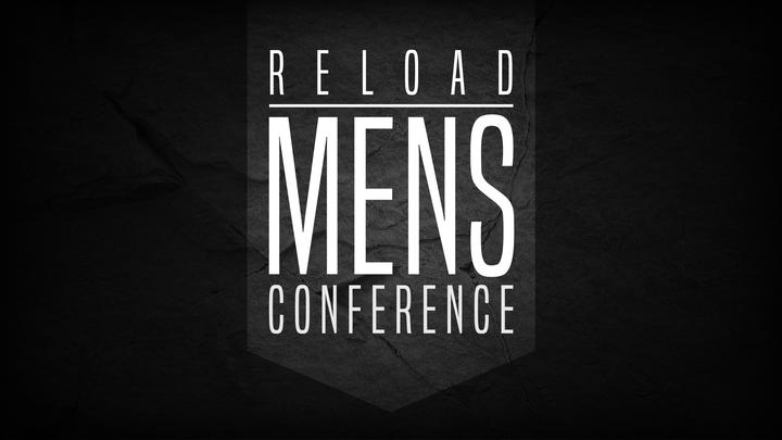 Reload Men's Conference 2019 logo image