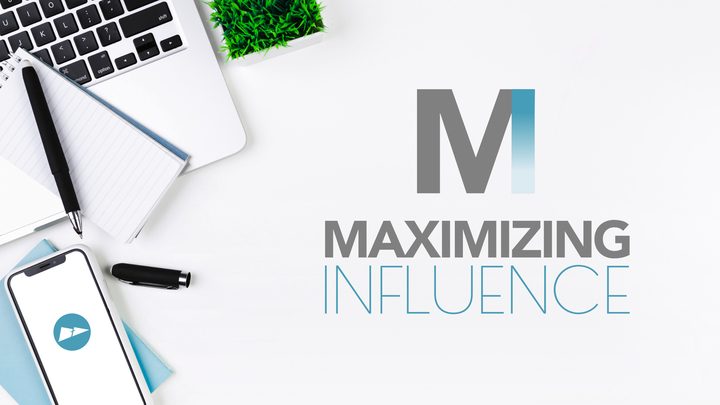 Maximizing Influence Leadership Course | Lehi logo image