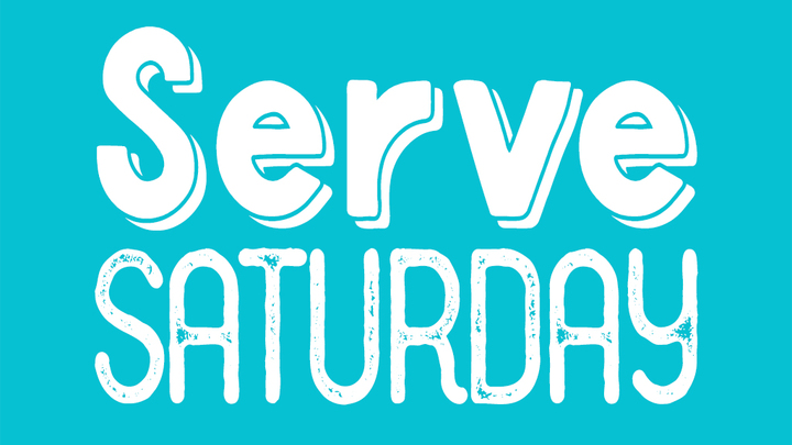 Serve Saturday logo image