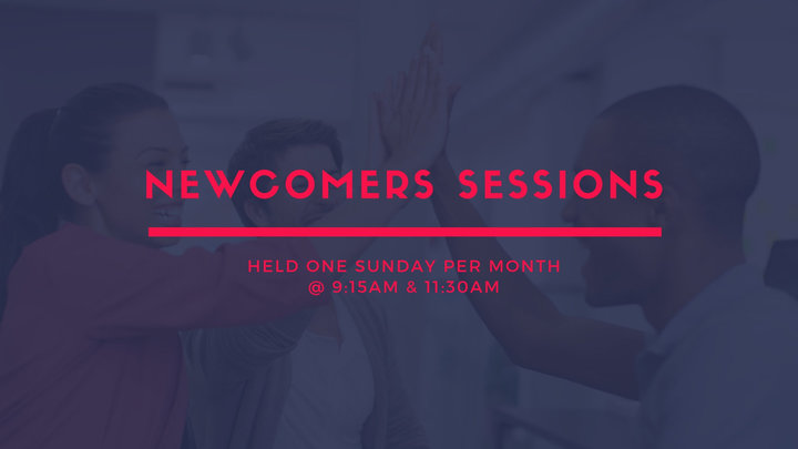 Newcomers Day logo image