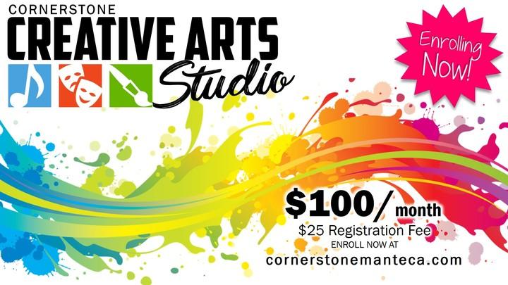 Creative Arts Studio - Fall Classes logo image