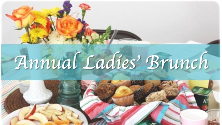 Annual Ladies' Brunch logo image