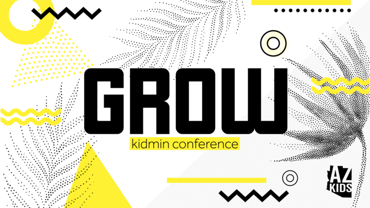 GROW gKids Conference logo image
