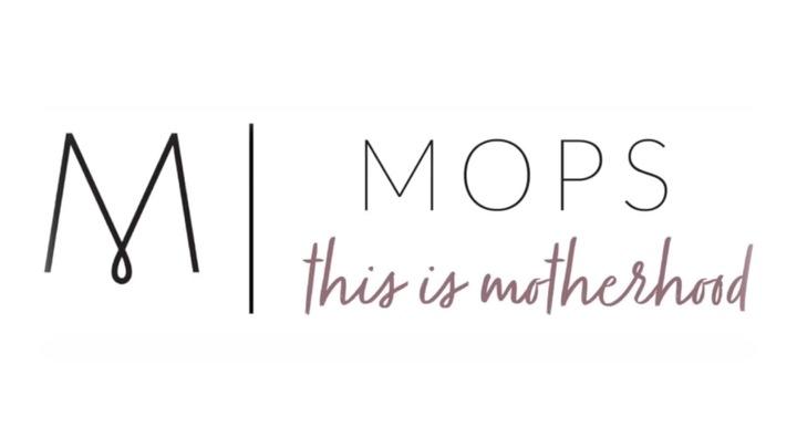 MOPS :: Mothers of Preschoolers :: 2019-2020 logo image