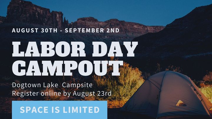 Labor Day Campout logo image