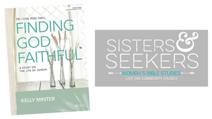 Sisters and Seekers Women's Bible Studies Fall 2019  logo image