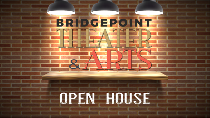 Theater and Arts Open House Dinner logo image