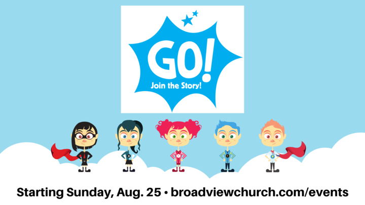 GO! Kids (Ages 4 Years to 5th Grade) logo image