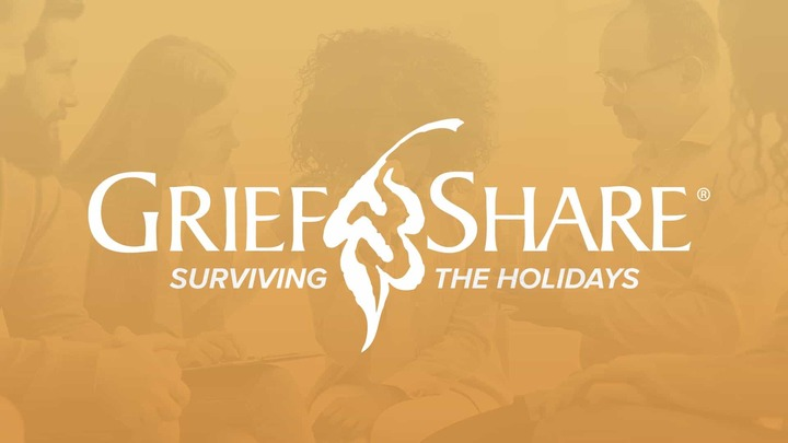GriefShare - Surviving The Holidays logo image