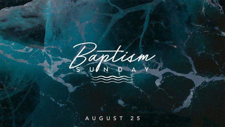 CLC Baptism logo image