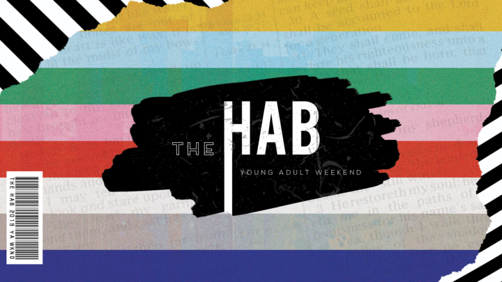 The Hab: A Young Adult Weekend logo image