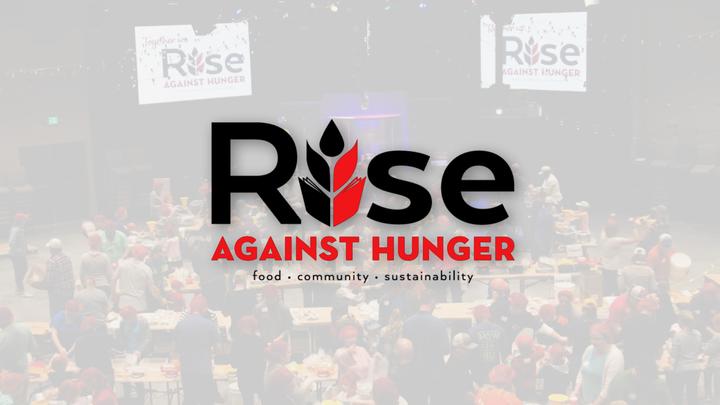 Rise Against Hunger logo image