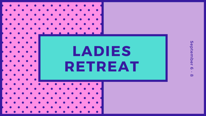 Ladies Retreat logo image