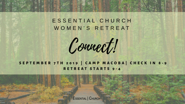 Connect Women's Retreat logo image