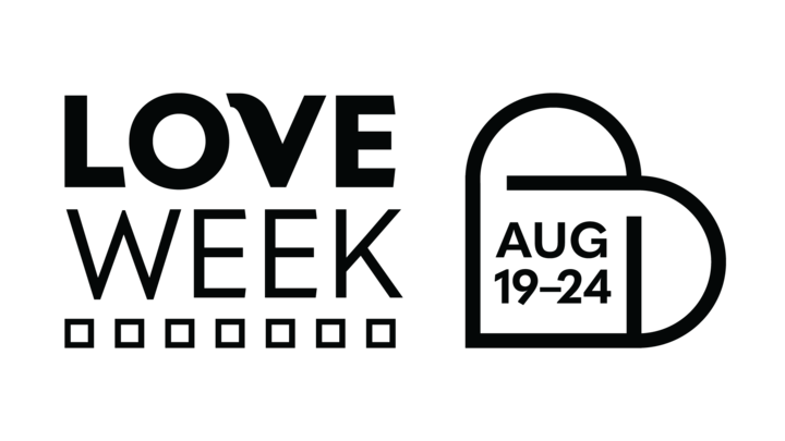 Love Week 2019: HEROES HOMESTEAD logo image
