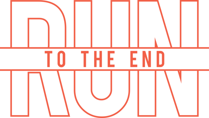 Run To The End 2020 logo image