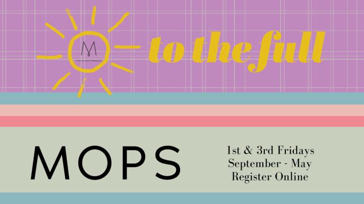 MOPS Registration (2019-20) logo image
