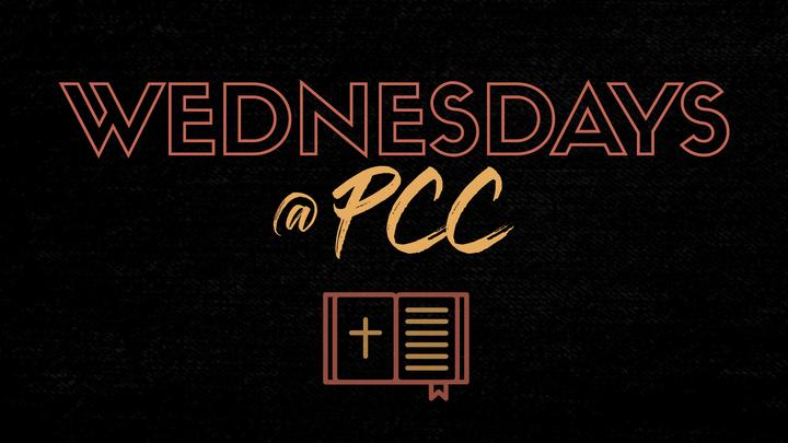 Wednesdays@PCC  logo image