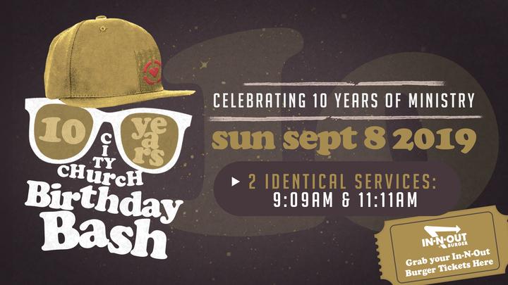 Birthday Bash logo image