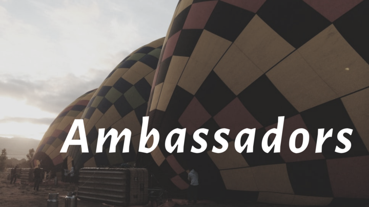 Ambassadors' Gathering - Sunday Mornings logo image