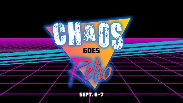 C.H.A.O.S. logo image
