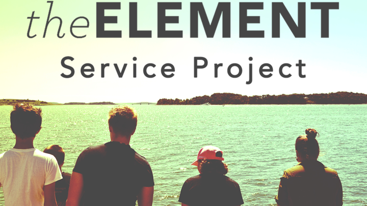 House of Hope Service Project - The Element Youth logo image