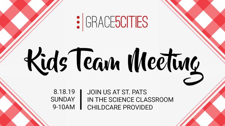 G5C Kids Team Meeting logo image