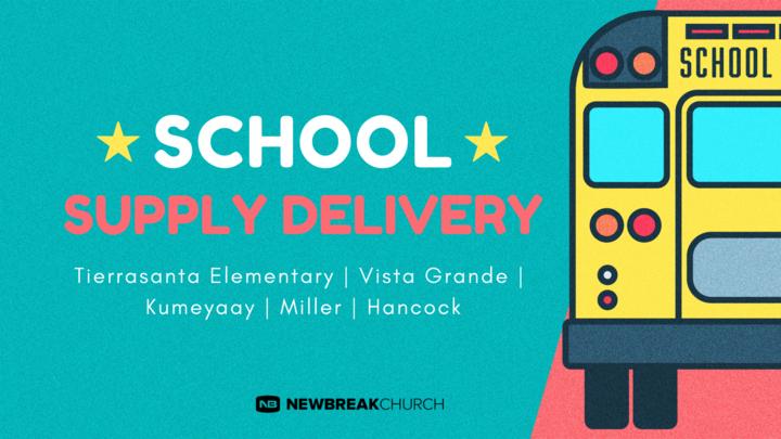 Tierrasanta | School Supply Delivery logo image