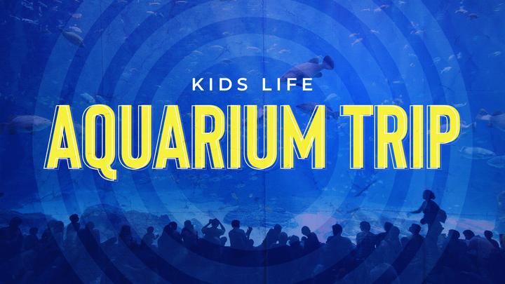 Kid's Life Aquarium Trip logo image