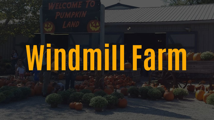 Kids@FBK Windmill Farms Hayride & Pumpkin Patch logo image