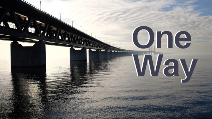 One Way Gathering – Sunday Mornings logo image