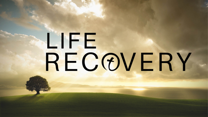 Life Recovery – Tuesday Evenings logo image