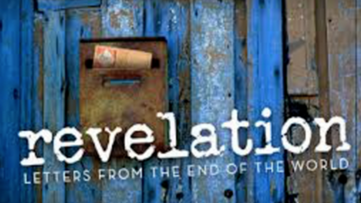 REVELATION, Chapters 1-3: Letters to the 7 Churches logo image