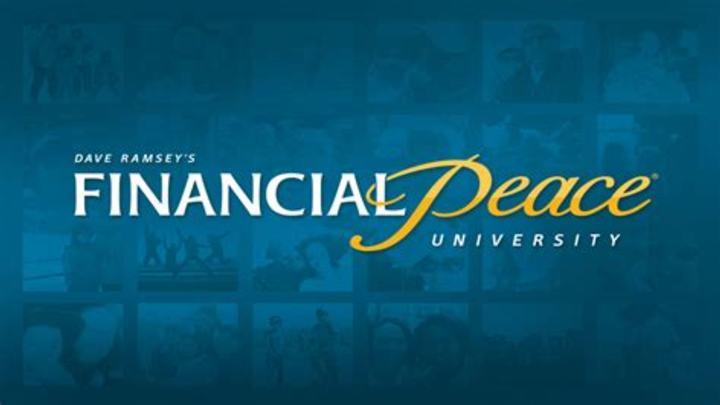 Financial Peace University – Wednesday Evenings logo image