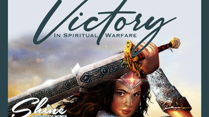 Victory in Spiritual Warfare  logo image