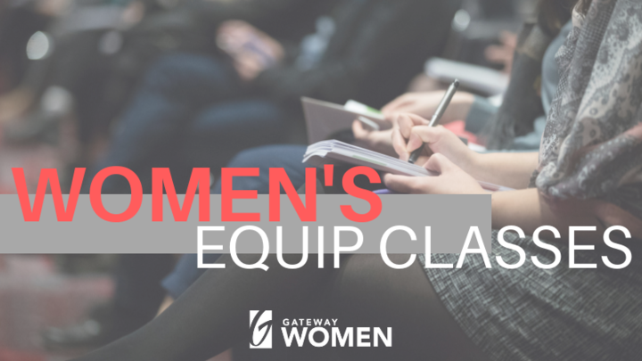 NRH | Women's Equip: Partnering With The Holy Spirit | 2019: 10/16 logo image
