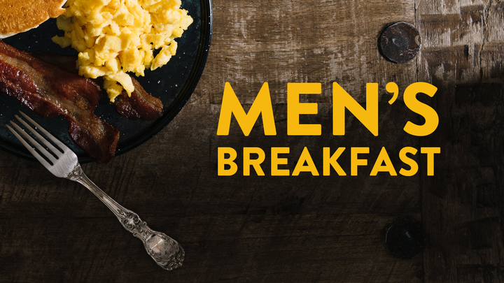 Men's Breakfast - Sept. 21, 2019 logo image
