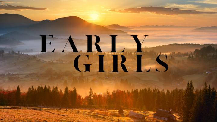 Early Girls' Bible Study – Thursday Mornings logo image