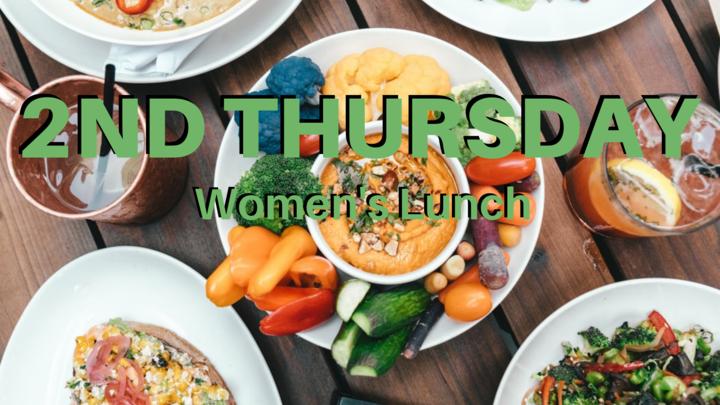 2nd Thursday Women's Lunch logo image