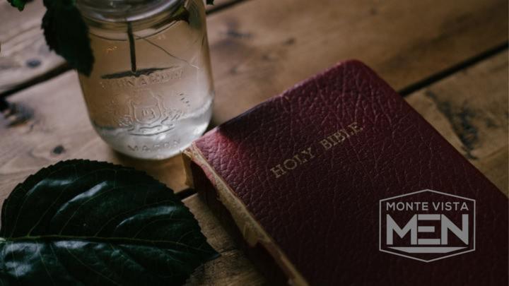 Men's Bible Study – Thursday Mornings – David Tan logo image