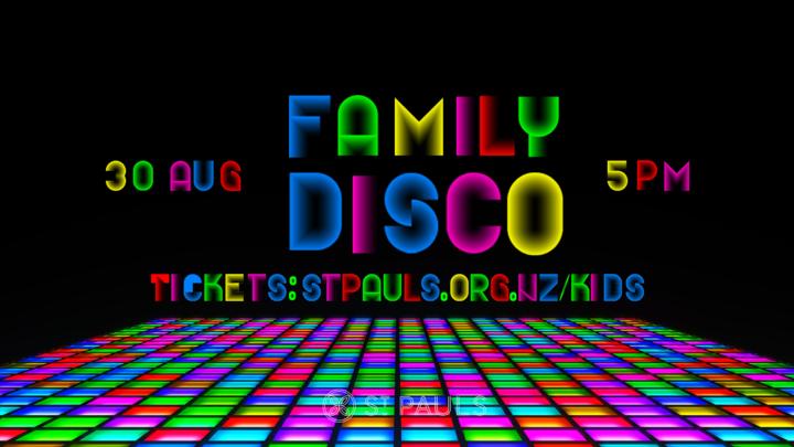 St Paul's Family Disco logo image