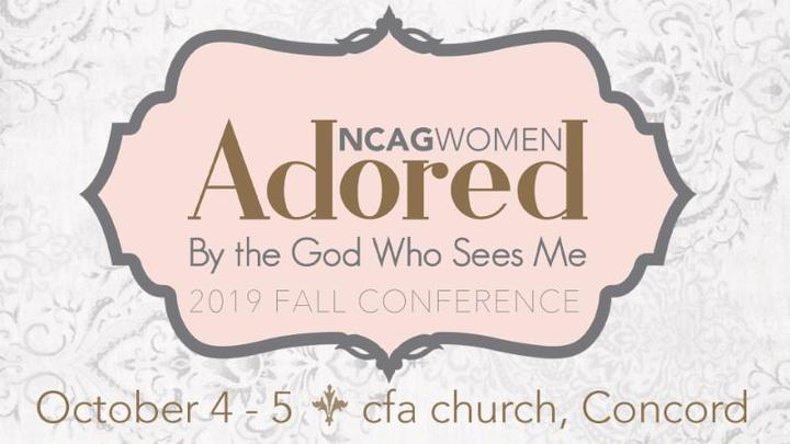 NCAG Women's Fall Conference logo image